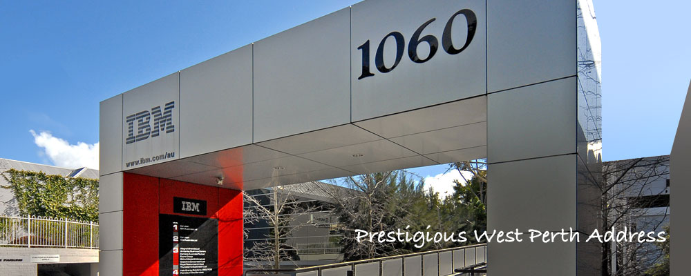Prestigious West Perth Address