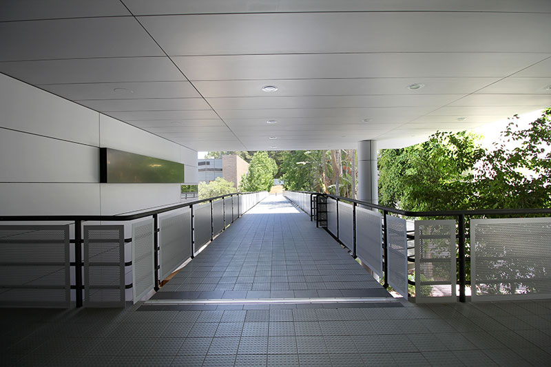 The Walkway To Hay Street